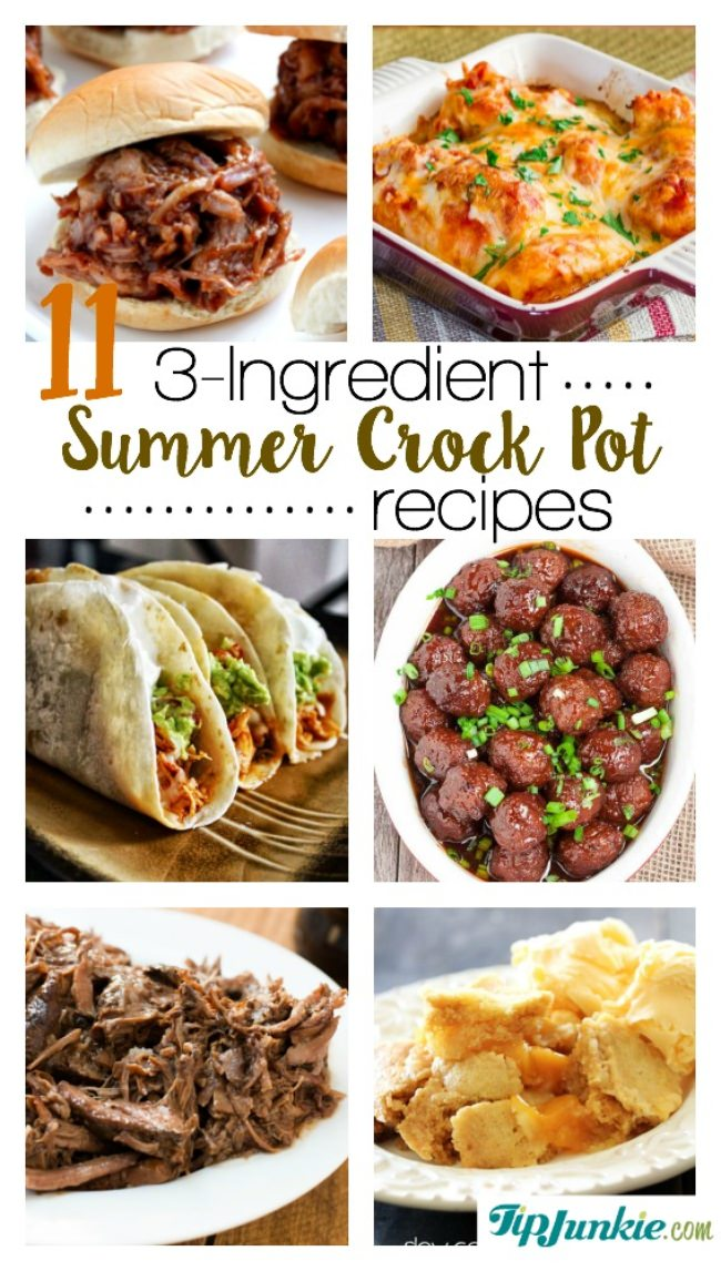 3-Ingredient Summer Crock Recipes-jpg