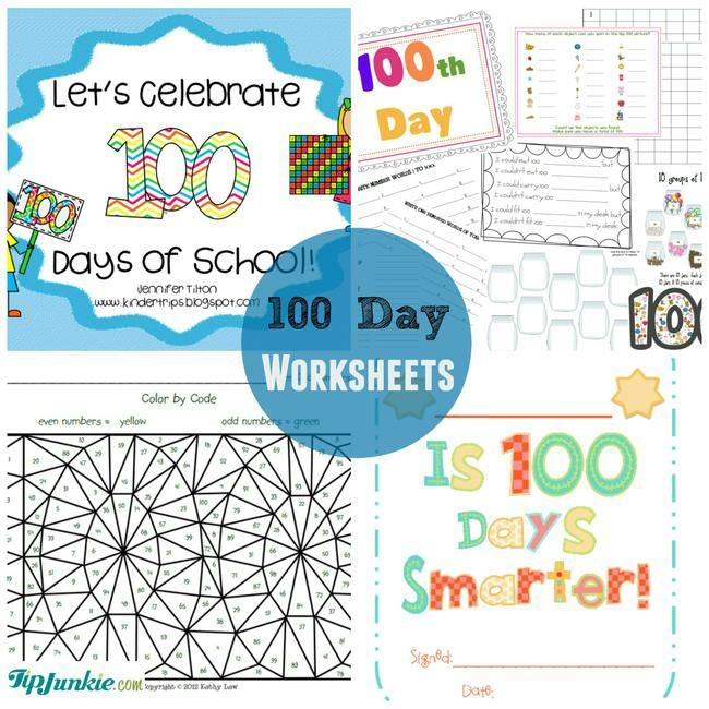 100 Day Worksheets-jpg