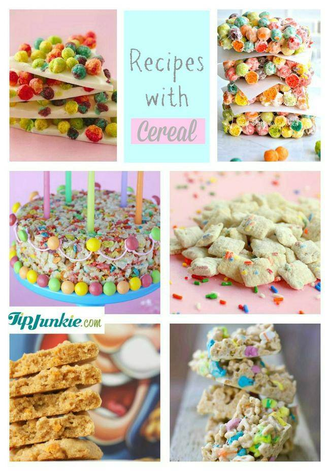 Recipes with Cereal-jpg