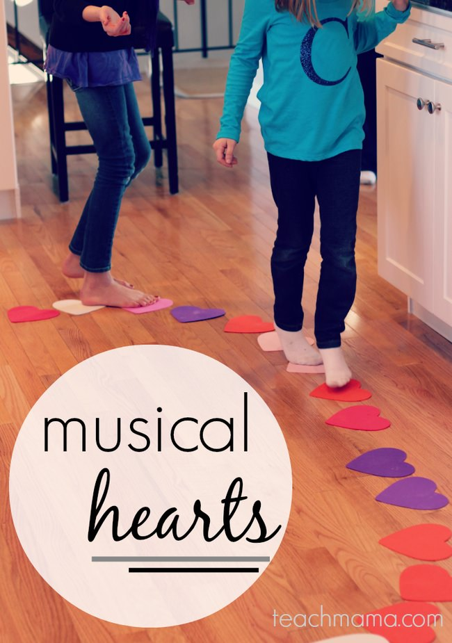 Musical Hearts