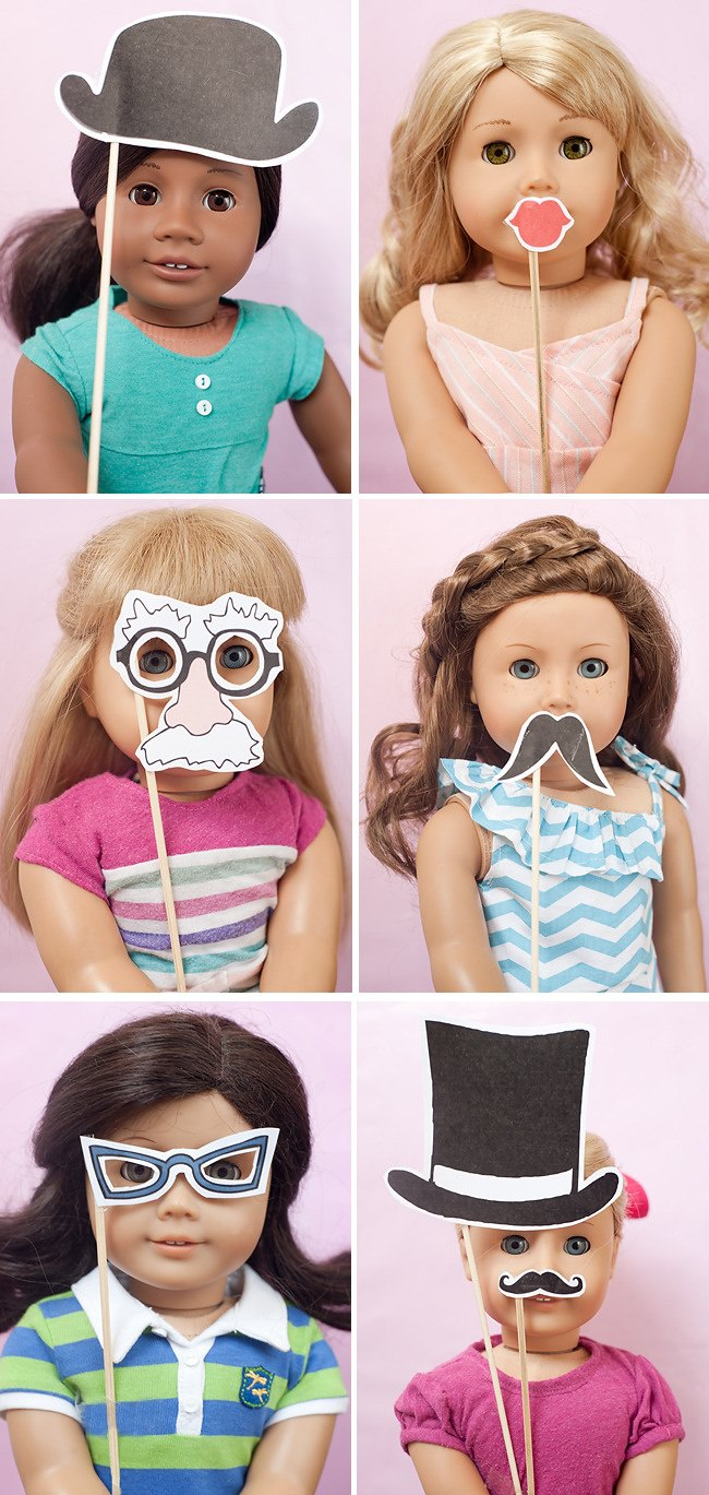 Carnival Themed American Girl Doll Party