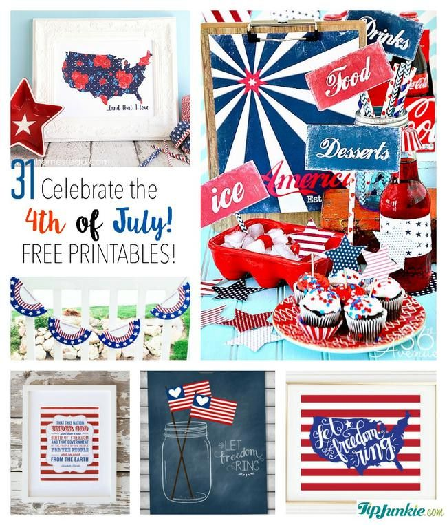 Celebrate the 4th of July! FREE PRINTABLES!-jpg