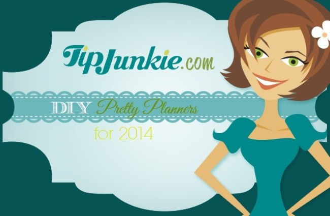 DIY Pretty Planners for 2014