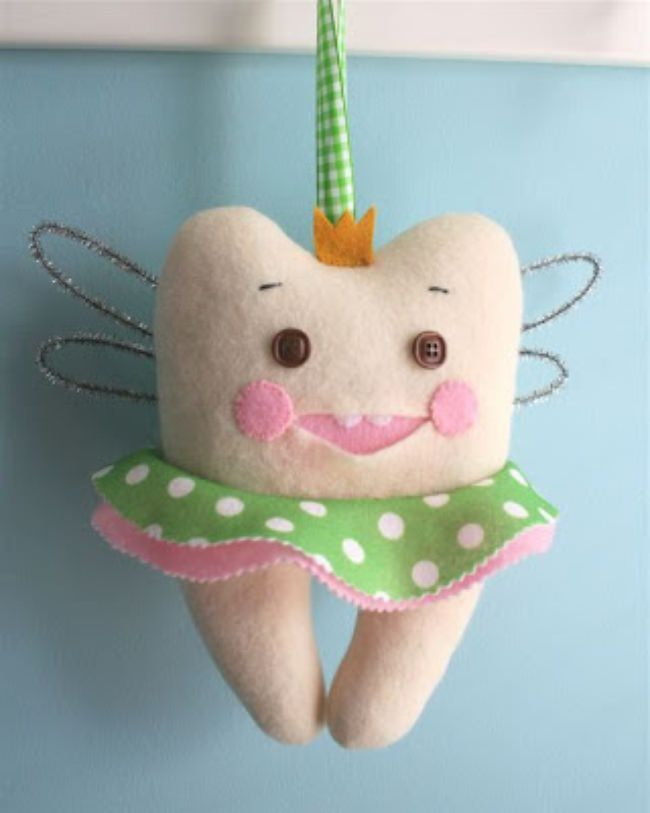 Tooth Fairy Pillow Pattern Free