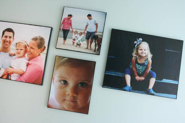 Photo Canvas Wall Art