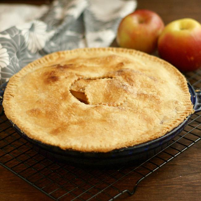 Timeless Apple Pie