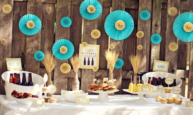 birthday ideas for adults 24 Best Adult Birthday Party Ideas Turning 60, 50, 40, 30 – Tip  birthday ideas for adults