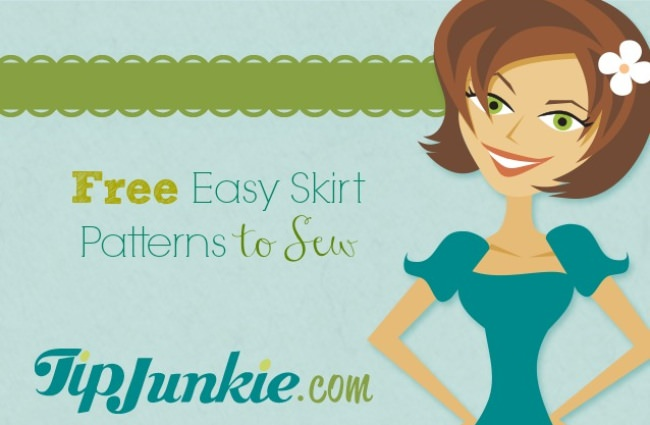Free and Easy Skirt Patterns to Sew