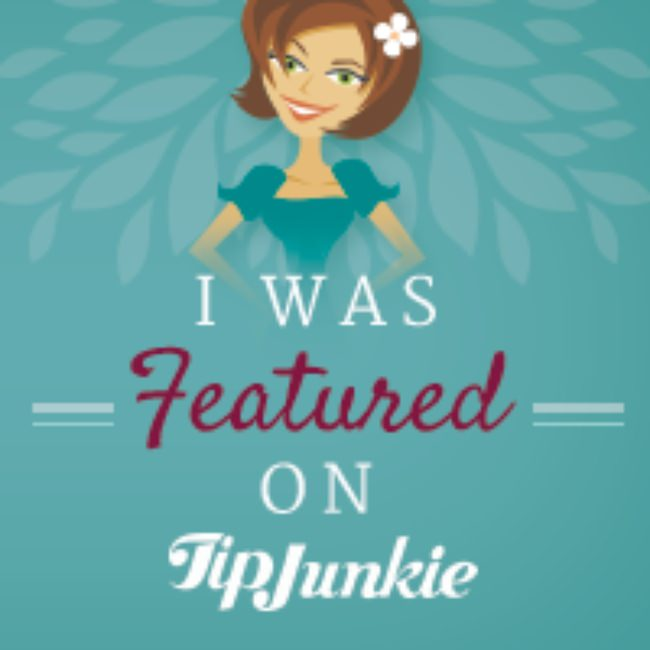 I Was Featured on TipJunkie