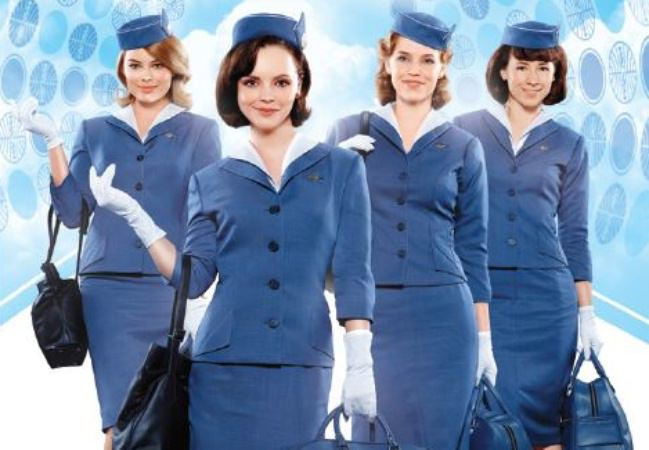 Pan Am Stewardess Cap
