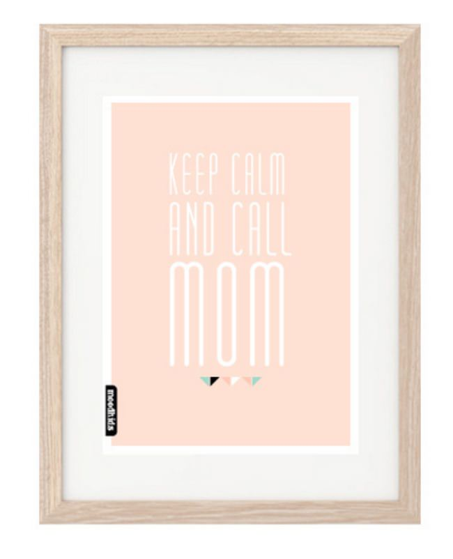 Frameable Mom Posters {Mother's Day Quotes}