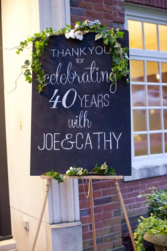 40th Anniversary Ideas For Couples Tip Junkie