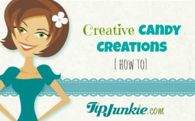 Creative Candy Creations {how to}