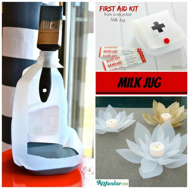 15 Fun Crafts To Make With Milk Cartons Tip Junkie