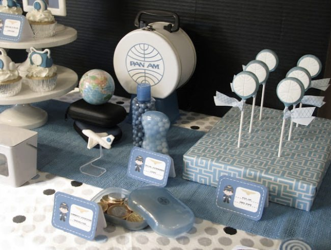 Pan Am Party {Party Theme Ideas for Adults}