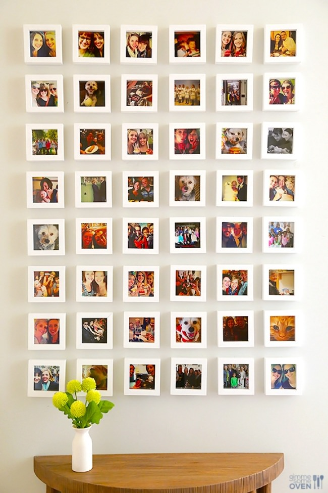 Picture Frame Decorating Ideas.15 Ways To Decorate With Picture Frames Like A Pro Tip Junkie