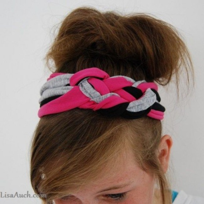11 Easiest Diy Headbands Tip Junkie