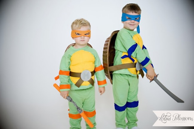 Teenage Mutant Ninja Turtle Costumes