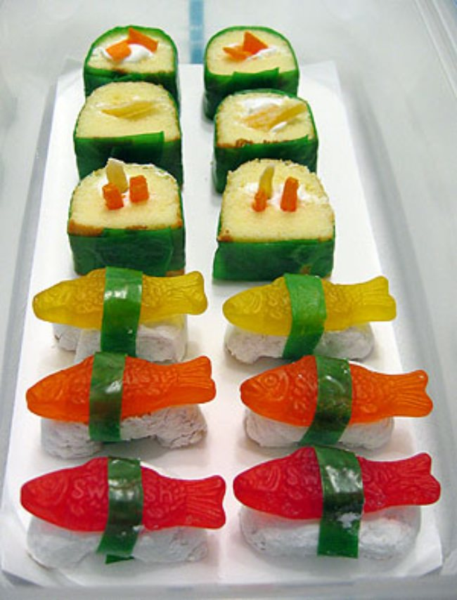 Candy Sushi {How-To}