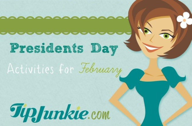Presidents Day Activities for February