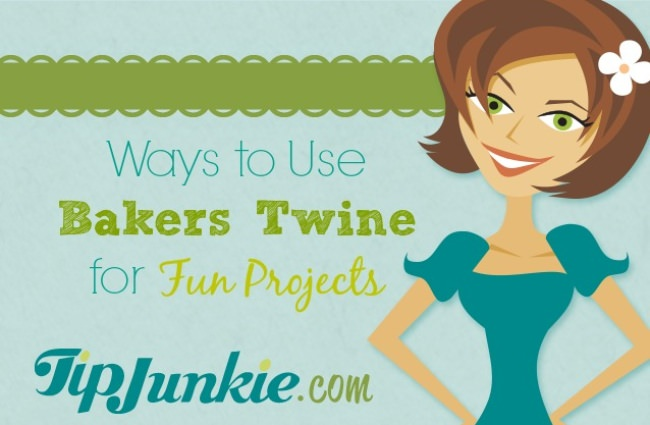 Ways to Use Bakers Twine for Fun Projects