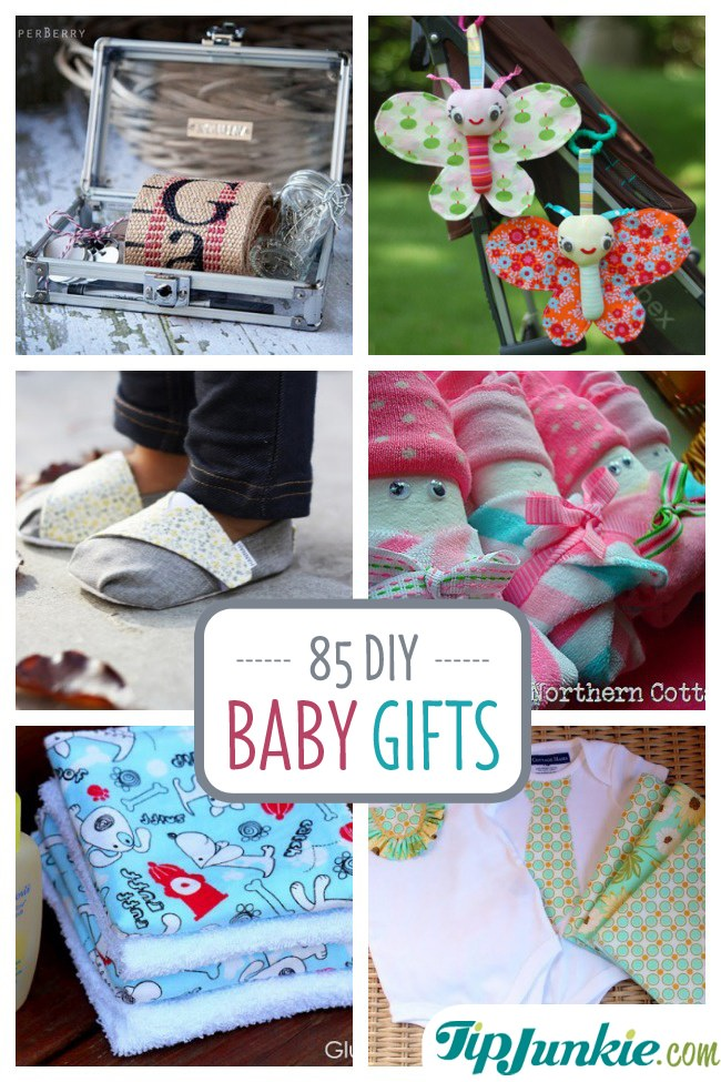 85 baby homemade gifts to make tip junkie 85 baby homemade gifts to make which are amazing negle Image collections