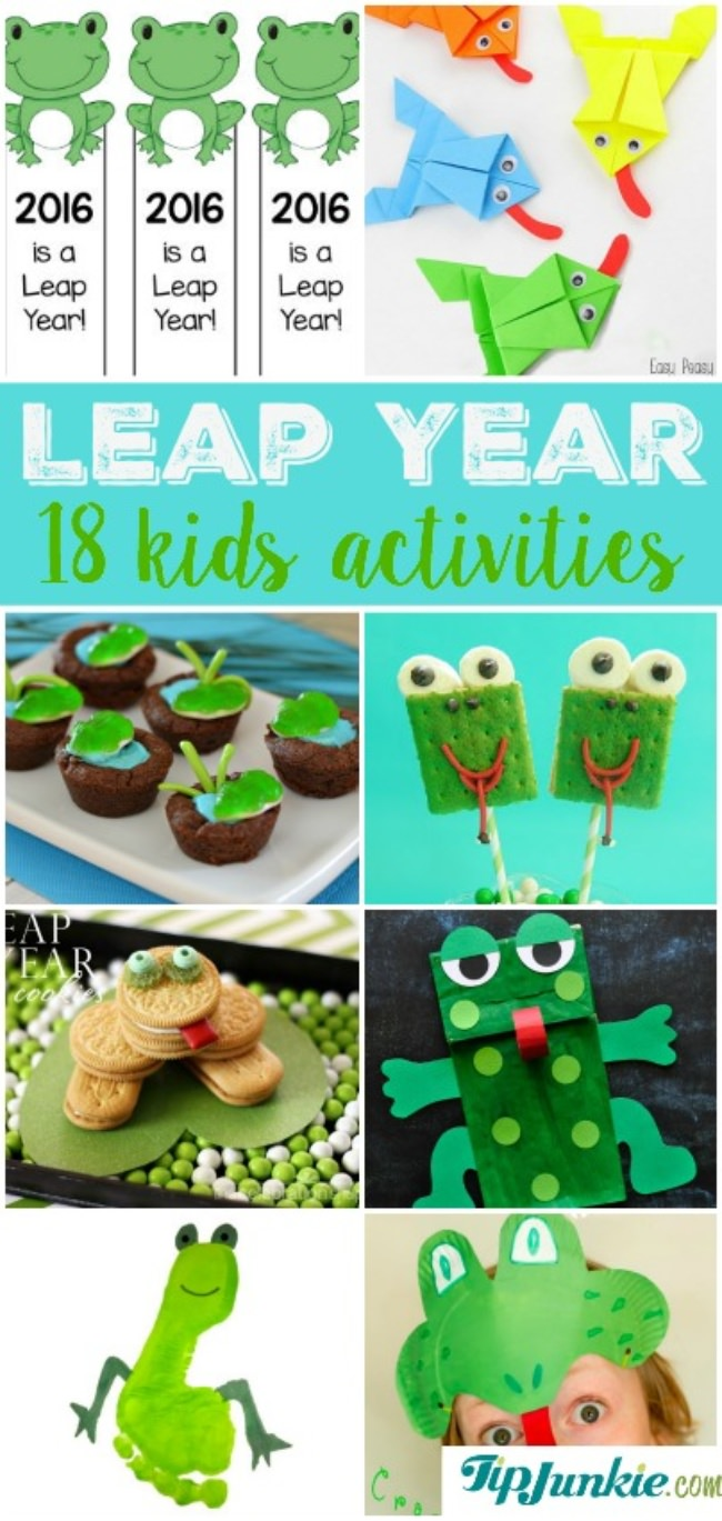 This is an image of Effortless Leap Year Printable