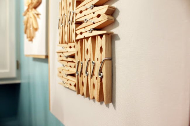 34 Cool Clothespin Crafts To Make Tip Junkie