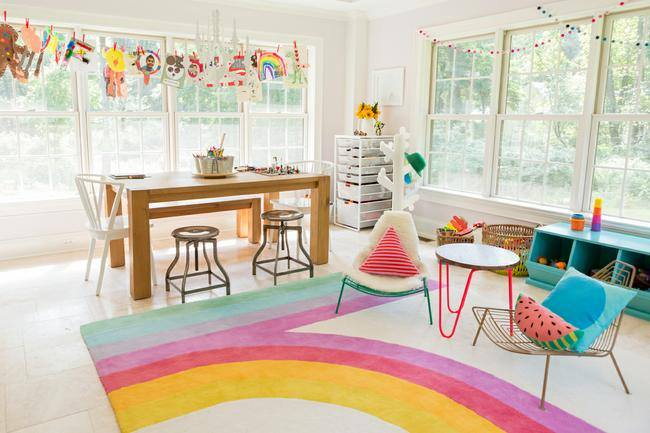 How to Create the Perfect Playroom for Any Age