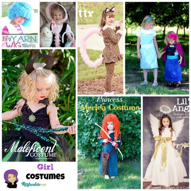 Girl Costumes