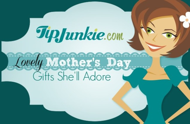 Lovely Mother's Day Gifts She'll Adore
