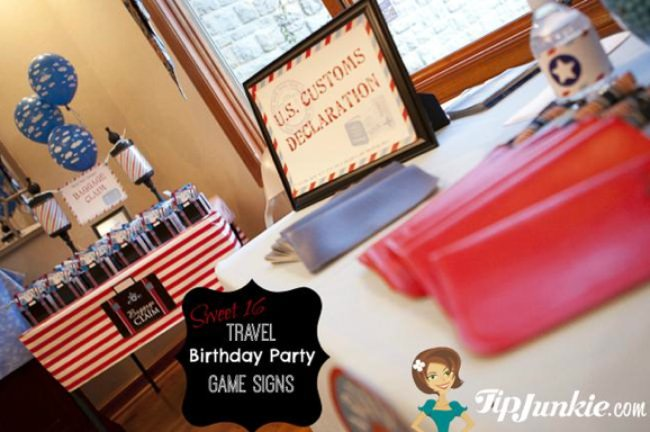 Travel Party Games