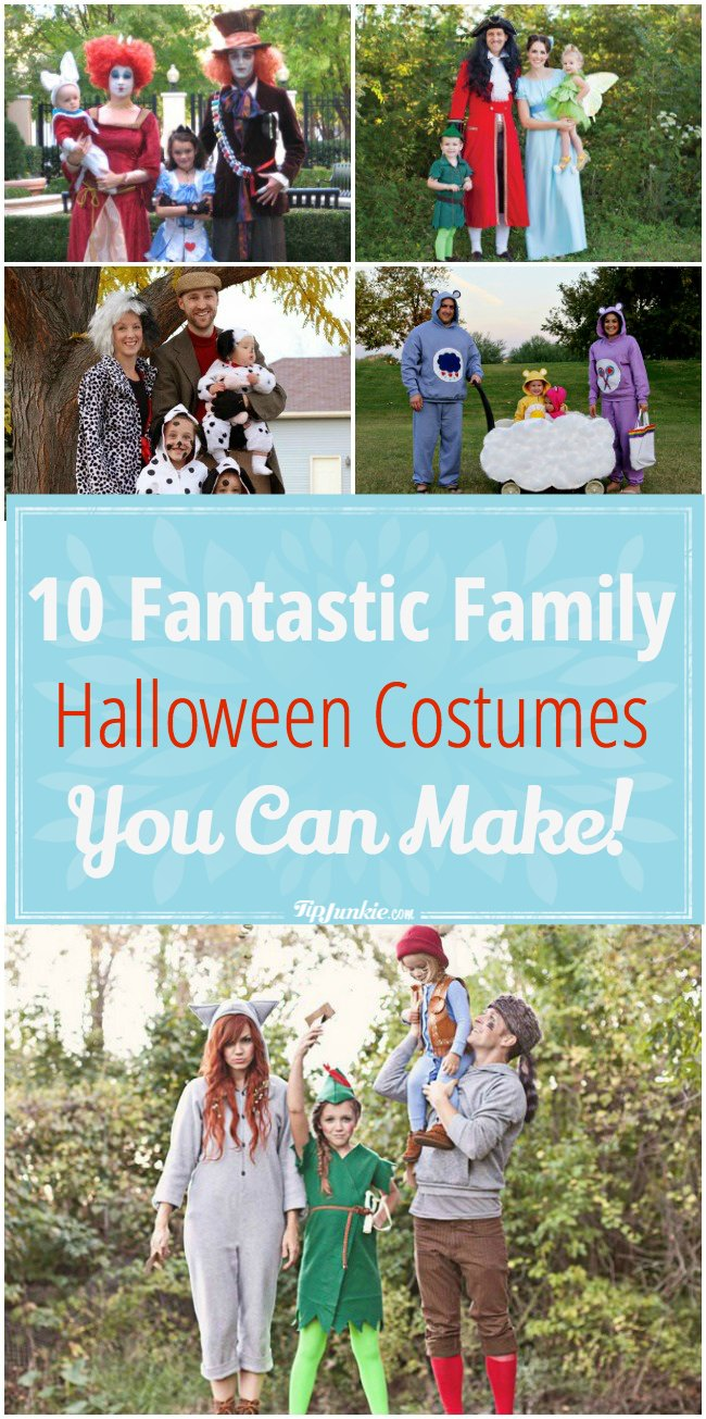 10 Fantastic Family Halloween Costumes You Can Make!-png