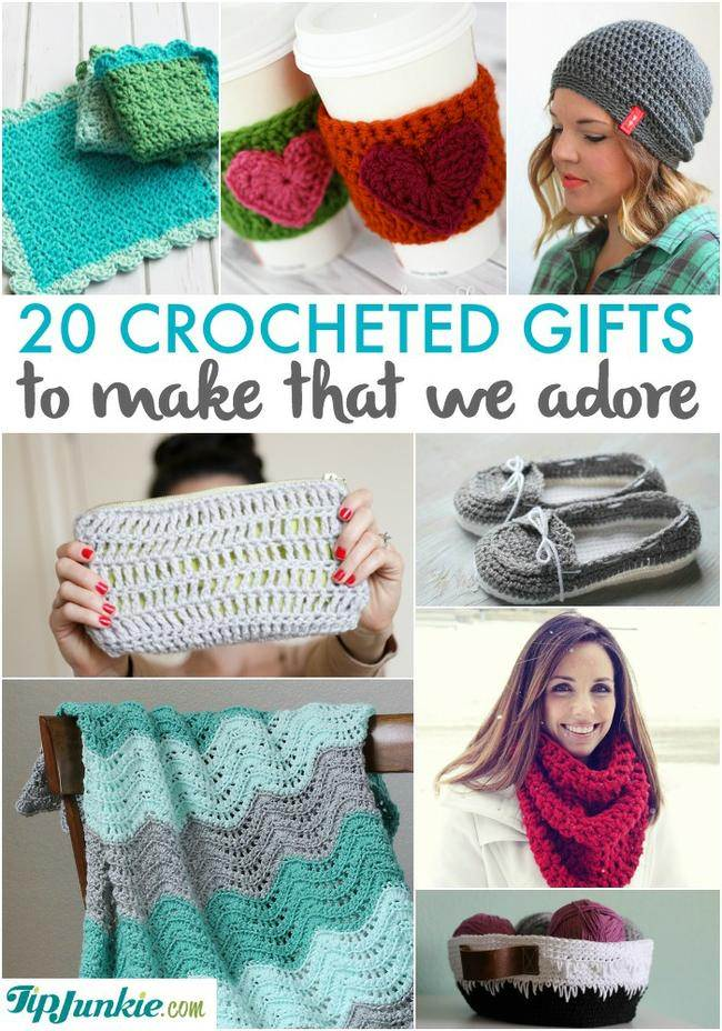Crocheted Gifts to Make That We Adore-jpg