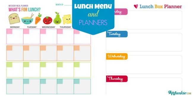 Lunch Menu and Planner-jpg