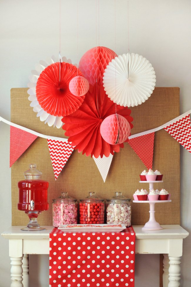 Be My Valentine Party Ideas