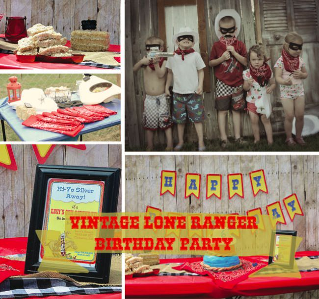Lone Ranger Party