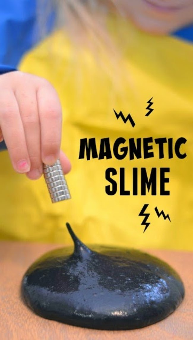 magnetic slime