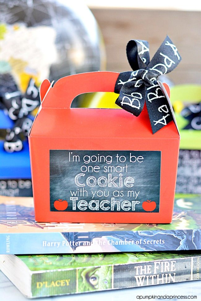 One Smart Cookie {free printable}