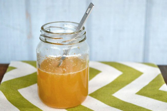 Apple Cider Vinegar Detox Elixir