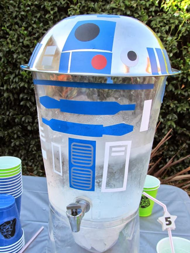 25 Stupendous Star Wars Party Ideas Tip Junkie