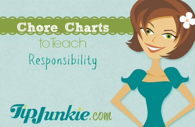 Chore Charts to Teach Responsibility