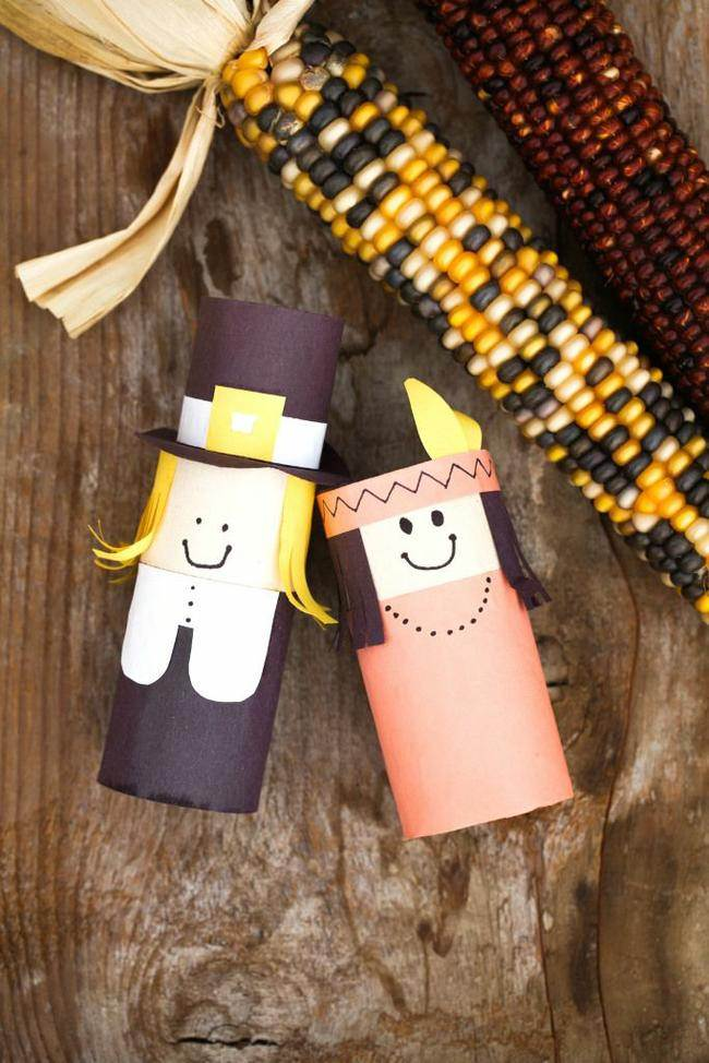 Printable Pilgrim Craft