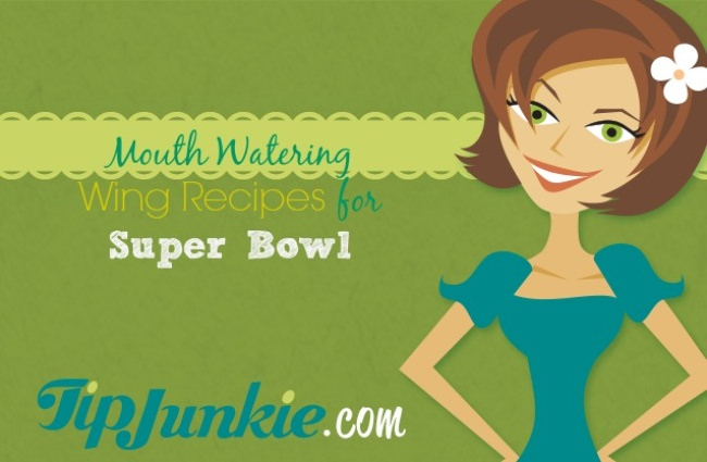 Mouth Watering Wing Recipes for Super Bowl