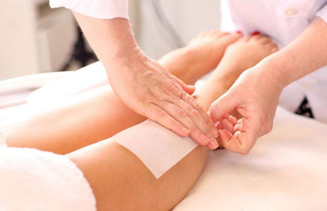 Ease Waxing Pain