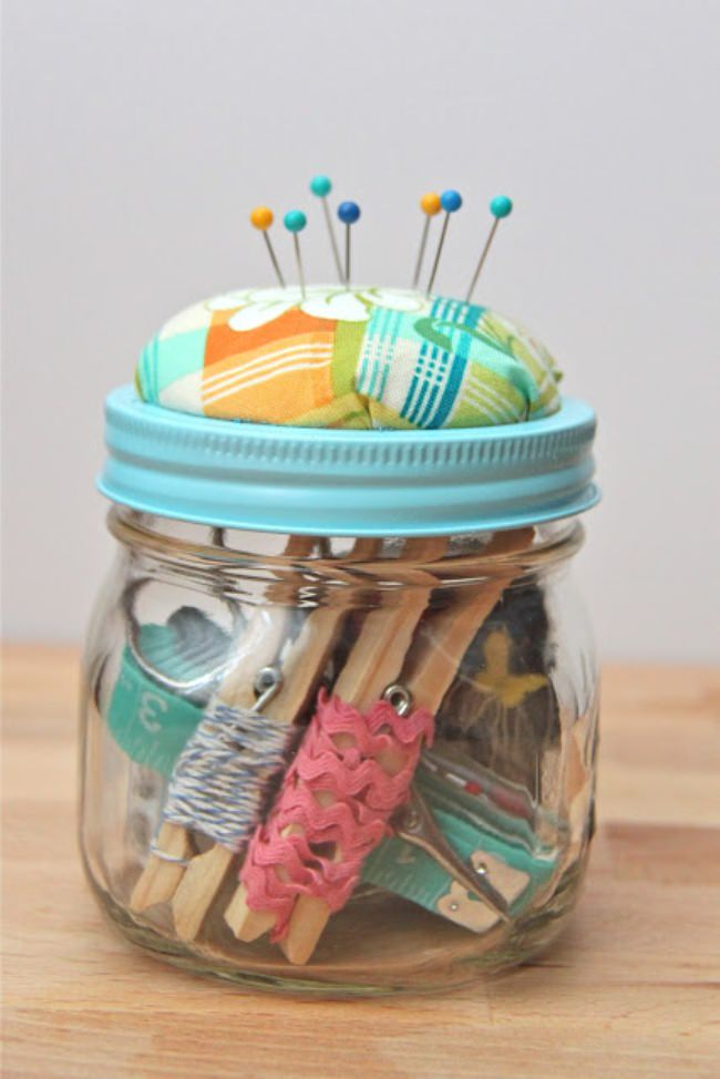 DIY Beginner Sewing Kit {gift idea}