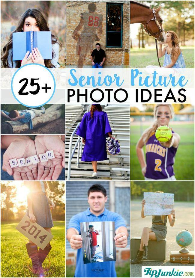 25+ Senior Picture Photo Ideas-jpg
