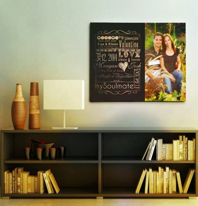 DIY Valentine's Inspried Subway Wall Art -png