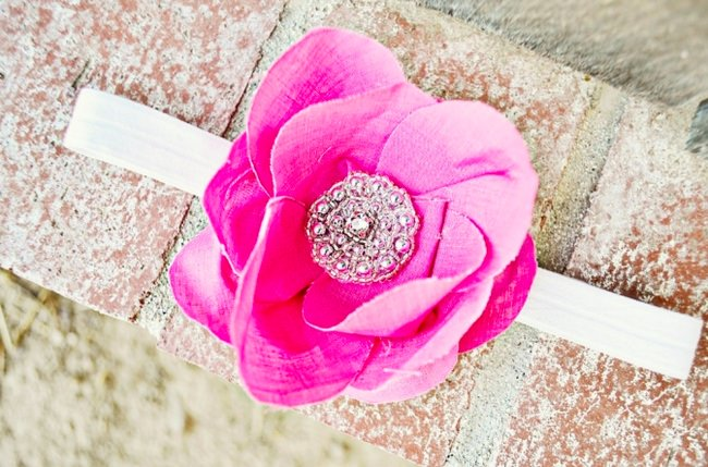 How to Make a Rose Petal Flower