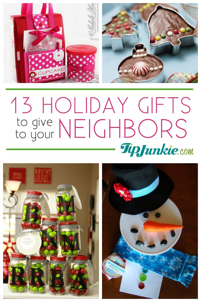 Neighbor Gifts That Are Elegant But Frugal